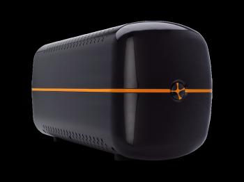 UPS Tuncmatik Digitech Pro 1200VA Line-interactive,black schuko TSK15810