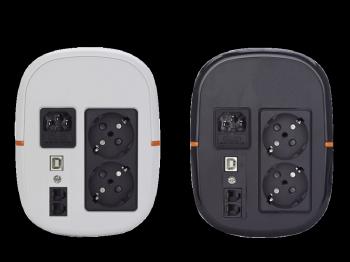 UPS Tuncmatik Digitech Pro 650VA Line-interactive,black schuko TSK15753