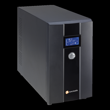 UPS Tuncmatik Newtech PRO 3 KVA/2400W Phase 1/1 TSK11801