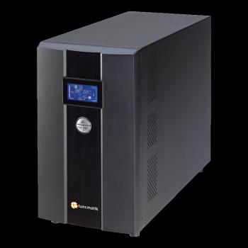 UPS Tuncmatik Newtech PRO 3 KVA/2400W Phase 1/1 TSK15340