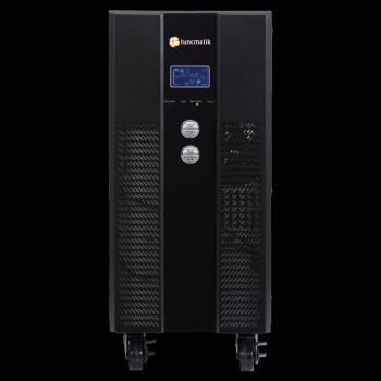 UPS Tuncmatik Newtech Pro Dsp 10 kVA/8000W Phase 3/1 TSK10kVA(40x12v26ah)2