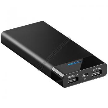 USB Powerbank (Energy to Go) Goobay 10000mAh 406660