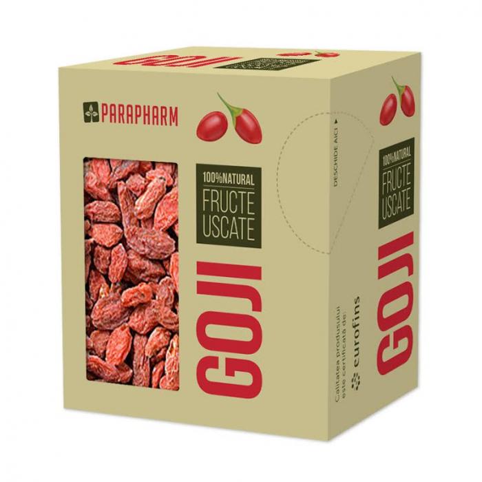 Goji fructe uscate, 300 g [0]