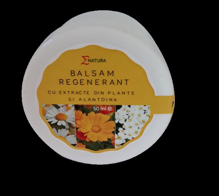 Balsam regenerant, cutie 50 ml, ∑NATURA [0]