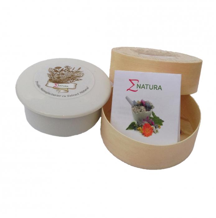 Crema pentru bebelusi ( tip Petrini ) cu extract de galbenele, ∑NATURA, 50ml [2]