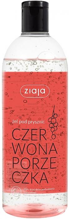 Ziaja Gel de duș cu extract din coacăze rosii, 500 ml [0]