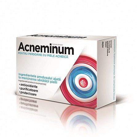 ACNEMINUM, 30 COMPRIMATE [0]