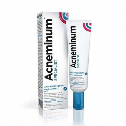 Acneminum Specialist crema matifianta de zi, 30 ml [0]