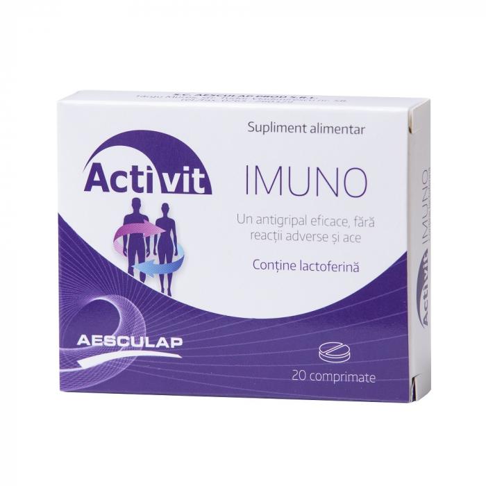 Activit imuno, 20 comprimate, Aesculap [0]