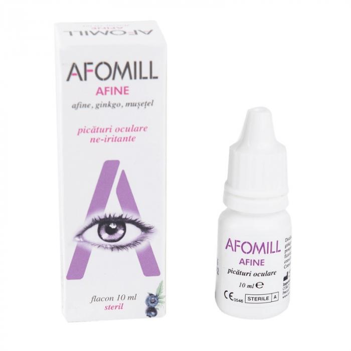 Afomill afine, 10 ml, Aeffe Farmaceutici [0]