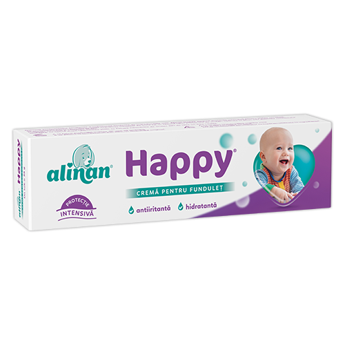 Alinan Happy crema pentru fundulet, 35 grame [0]