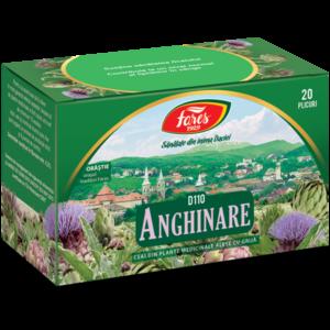 Anghinare, frunze, D110, ceai la plic [0]