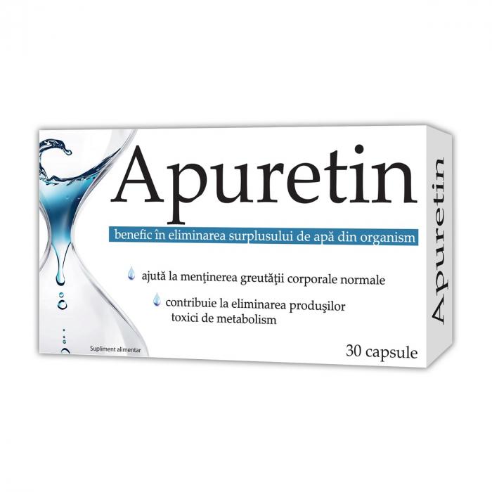 Apuretin, 30 capsule [0]