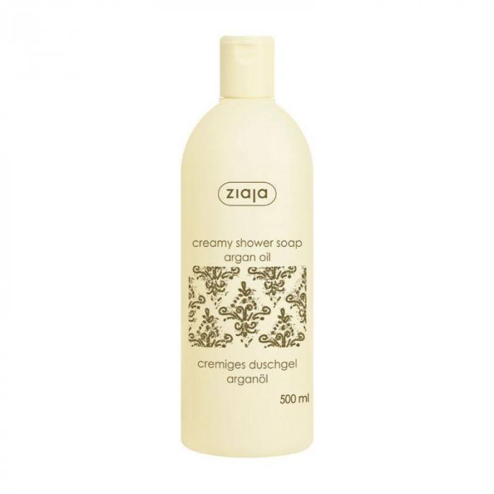 Ziaja Argan Oil - Gel de duș cremos, 500 ml [0]