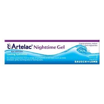 Gel oftalmic Artelac Nighttime, 10 g, Bausch + Lomb [0]