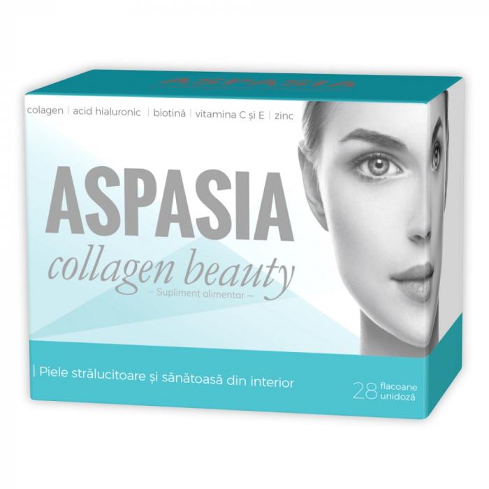 Aspasia collagen beauty, 28 flacoane, Natur Produkt [0]