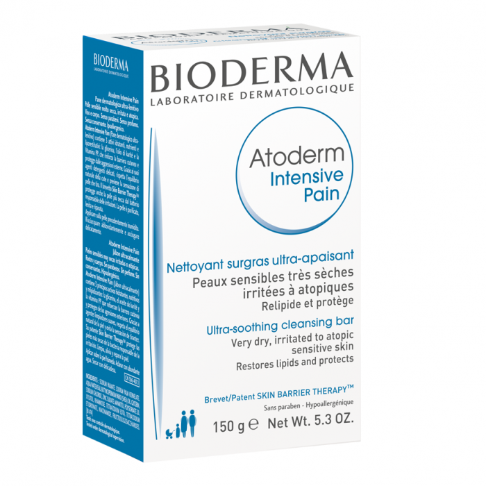 Săpun Atoderm Intensive, 150 g, Bioderma [0]