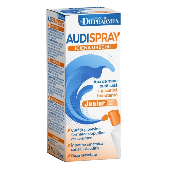 Audispray Junior Solutie, 25 ml, Lab Diepharmex [0]