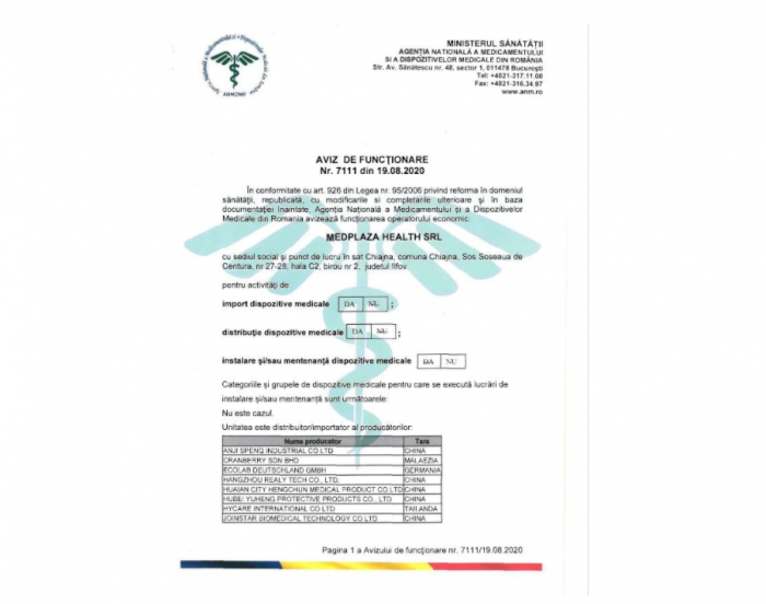 Teste rapide antigen COVID-19, Lepu Medical, set x 5 bucati, pentru uz profesional [2]