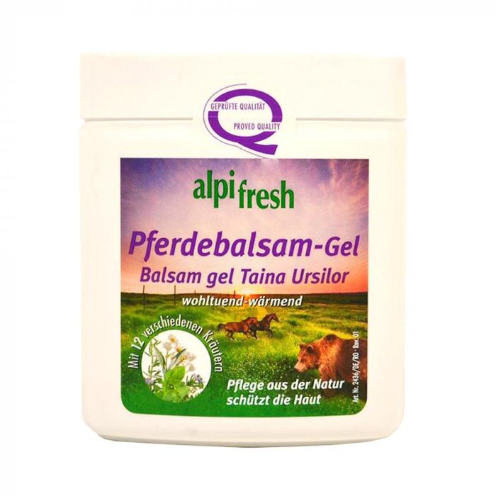 Balsam gel, Taina Urșilor, Alpifresh, 250 ml, Lenhart Kosmetik [0]