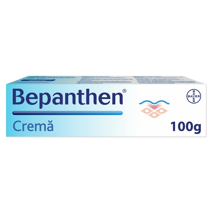 Bepanthen cremă, 100g, Bayer [0]