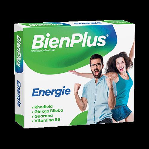 BienPlus Energie x 10 capsule [0]