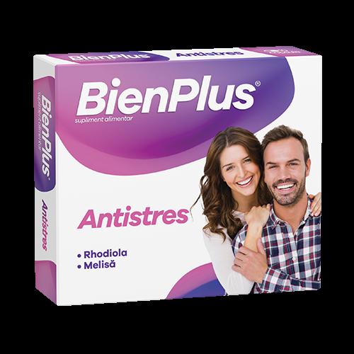BienPlus Antistres, x 10capsule [0]