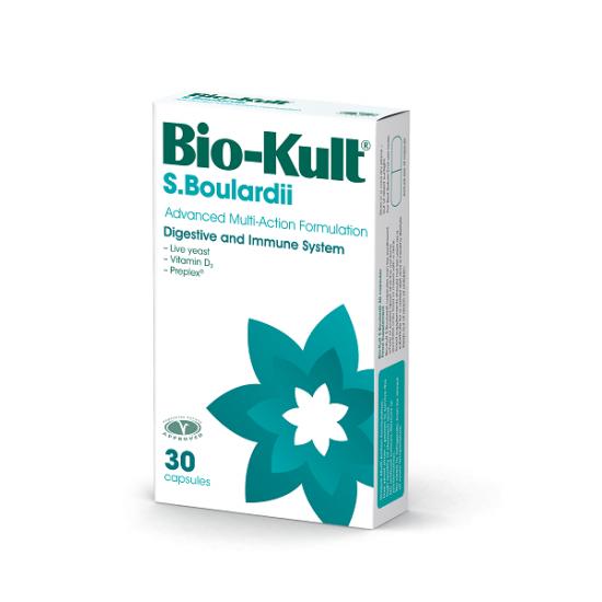 Bio-Kult S.Boulardii, 30 capsule [0]