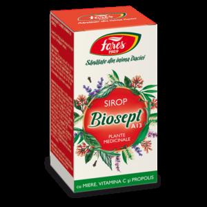 Biosept cu miere si propolis, A13, sirop [0]