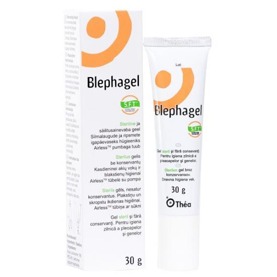 Blephagel, 30 g, Thea [0]