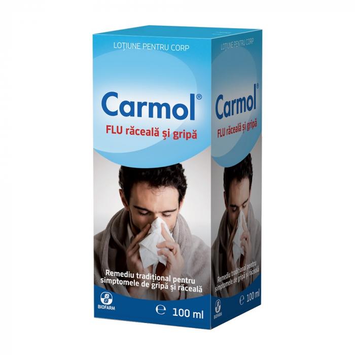 Carmol Flu, 100 ml, Biofarm [0]
