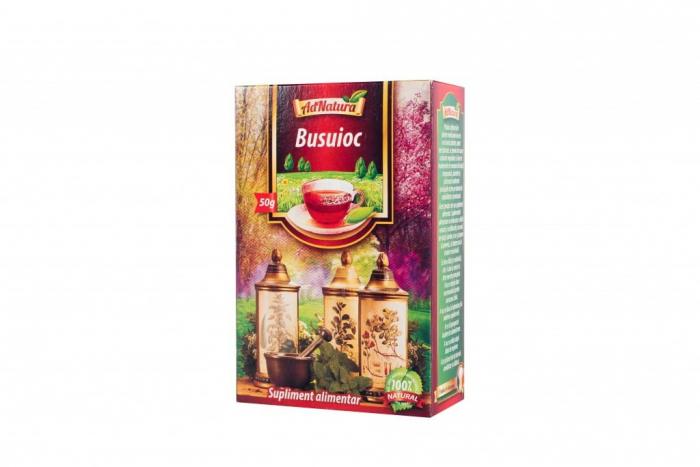 Ceai de busuioc, 50 g [0]