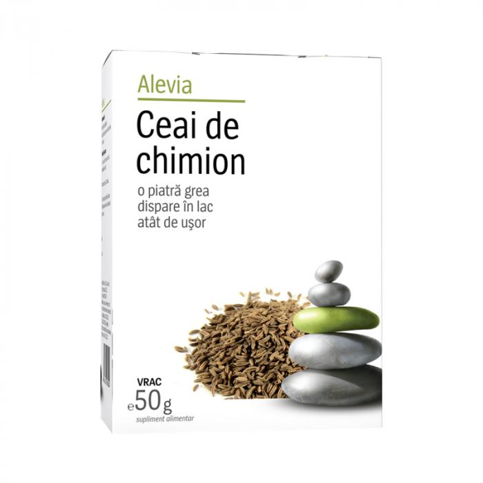Ceai de chimion x 50 g, Alevia [0]