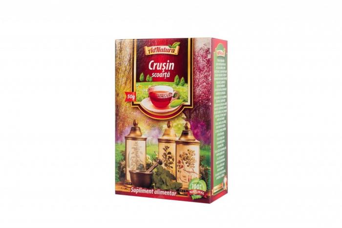 Ceai de crușin, x 50 g, AdNatura [0]