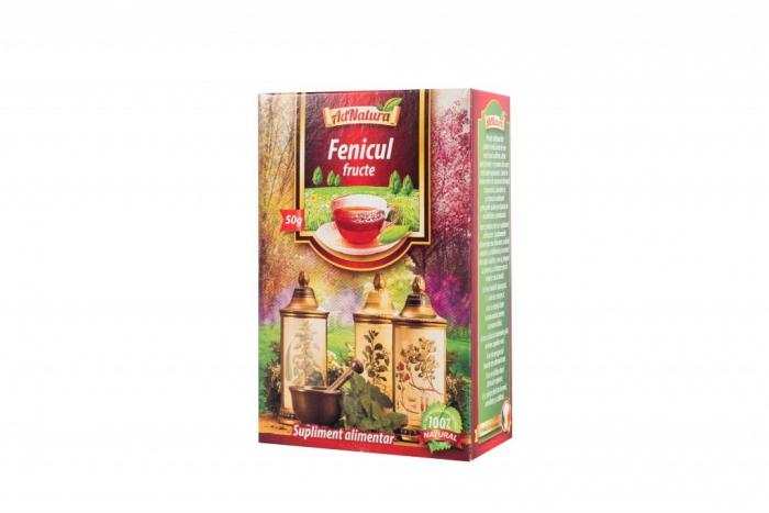 Ceai de fenicul- frcute, 50 g [0]