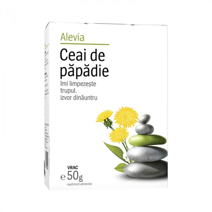 Ceai de papadie, 50 g, Alevia [0]