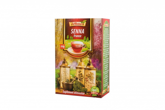 Ceai de senna, 50 g [0]