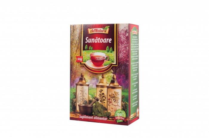 Ceai de sunătoare , 50 g, Adnatura [0]