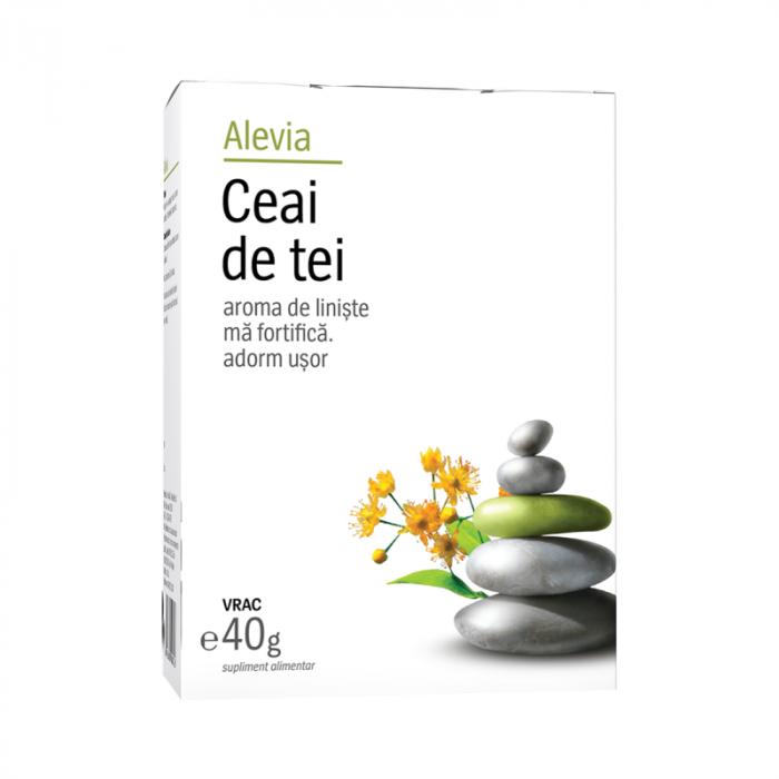 Ceai de tei, 40 g , Alevia [0]