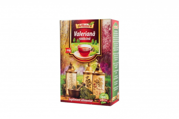 Ceai de valeriană, 50 g [0]