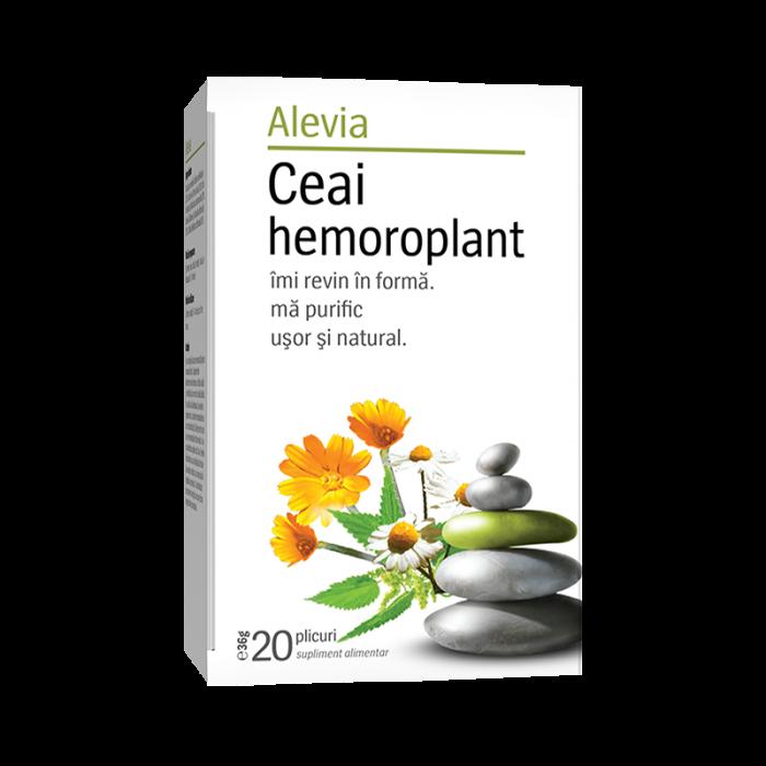 Ceai hemoroplant x 20 plicuri [0]