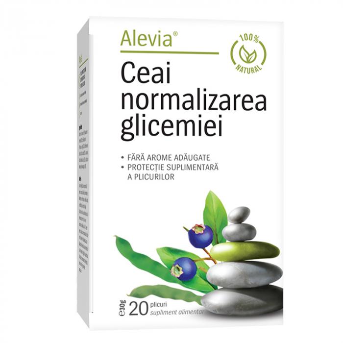 Ceai normalizarea glicemiei x 20 plicuri [0]
