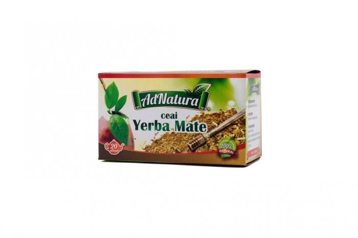 Ceai Yerba mate, 25 plicuri [0]