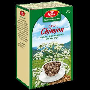 Chimion, fructe, D117, ceai la punga x 50g, Fares [0]