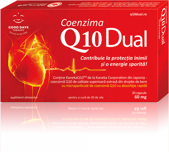 Coenzima Q10 Dual x 30capsule [0]