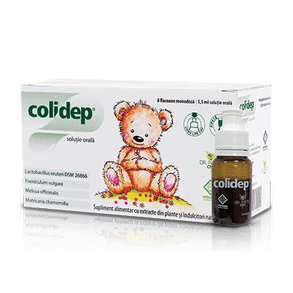 Colidep, 8 flacoane, Dr. Phyto [0]