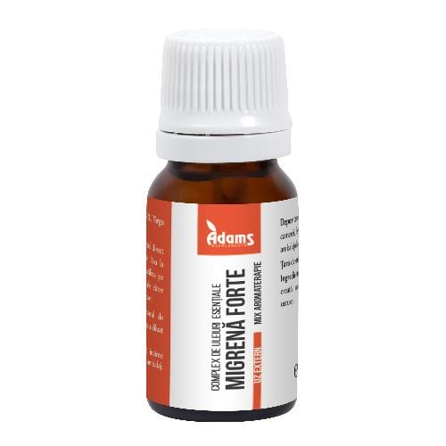 Complex de Uleiuri Esentiale Migrena Forte,10ml [0]