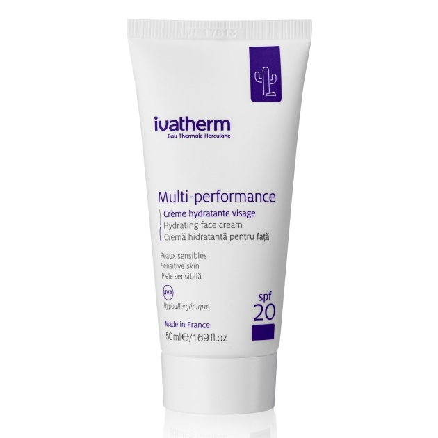 Ivatherm Crema hidratanta pentru fata SPF 20 Multi-performance, 50 ml [0]