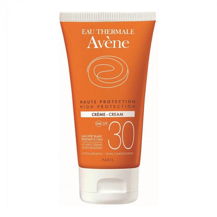 Crema pentru protectie solara SPF 30, 50 ml, Avene [0]