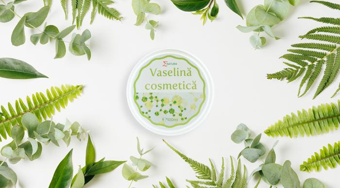 Vaselină cosmetică x 200 ml, ∑NATURA [0]
